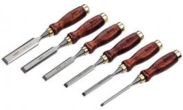 Hafele - Набір долото з дерев'яною ручкою - 000.30.210