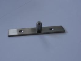 Hafele - Фіксатор на стелі для петлі з'єднувальної з кріпленням на стелі нержавіюч.ст. мат. - 981.04.05O
