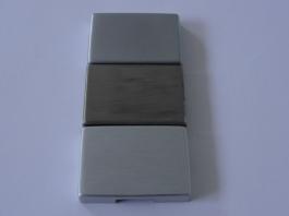 Hafele - Накладка для петлі 1070 колір мат. - 981.05.04O