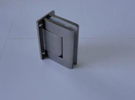 Hafele - 8010 Петля для внутрішніх дверей BILOBA з регулюванням швидкості закриття мат. - 981.27.01O