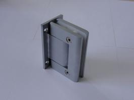 Hafele - 8010 Петля для внутрішніх дверей BILOBA з регулюванням швидкості закриття з напил. - 981.27.02O