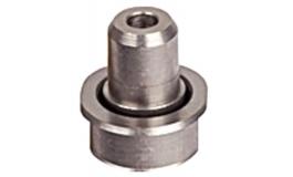 Hafele - Підшипник нижній нержавіюча сталь матовий - 981.29.128