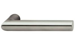 Hafele - Ручка для дверей алюміній колір: срібний анодований 8мм - 981.47.949
