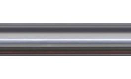 Hafele - Ручка перило нержавіюча сталь матова D 42,4 x 2000 мм - 982.00.010