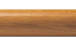 Hafele - Ручка перило клен  D 40 x 2250 мм - 982.00.021
