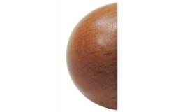 Hafele - Заглушка кінцева півкругла клен D 40 мм - 982.00.641