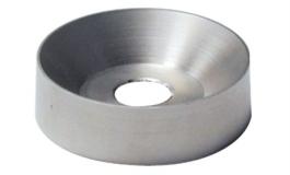 Hafele - Розетка нержавіюча сталь матова 40 мм 2 шт. - 982.00.900