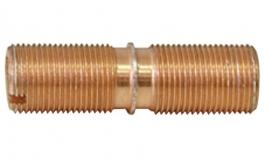 Hafele - З'єднуючий шуруп латунь  M10 4 шт. - 982.00.921